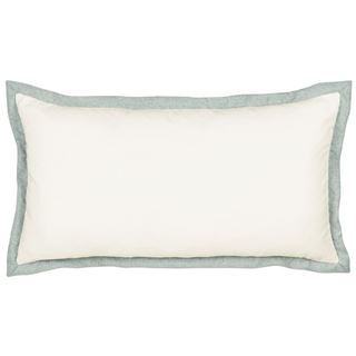 Picture of Myrtle Solid Ivory King Sham