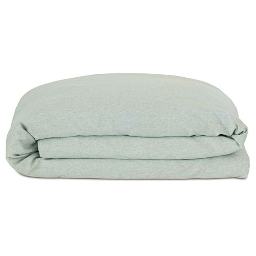 Picture of Myrtle Spa Solid Duvet Cover
