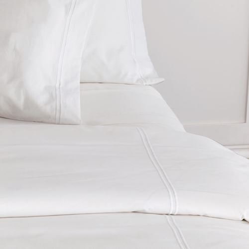 Picture of Loreto White Duvet Cover