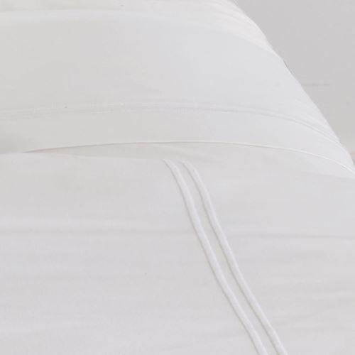 Picture of Loreto White Flat Sheet